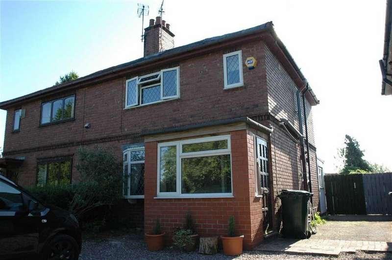 3 Bedrooms Semi Detached House for sale in Elms Cottages, Townfield Lane, Mollington, Chester