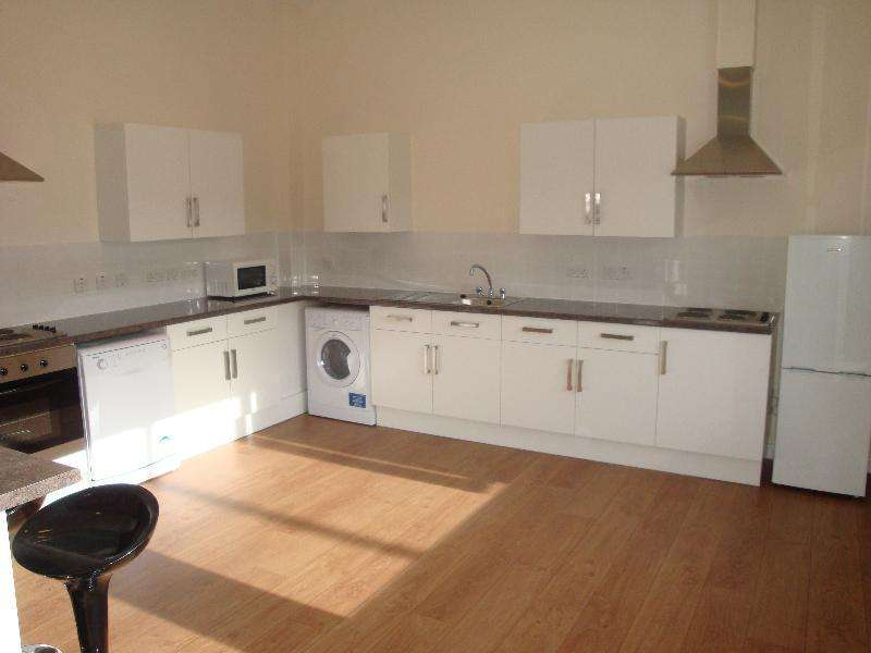 7 Bedrooms Flat for rent in Flat B, 1 New Street, Nottingham, NG5 2BH