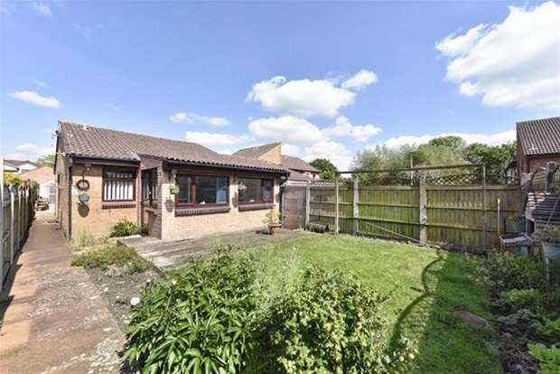 2 Bedrooms Semi Detached Bungalow for sale in Lime Close, Frome