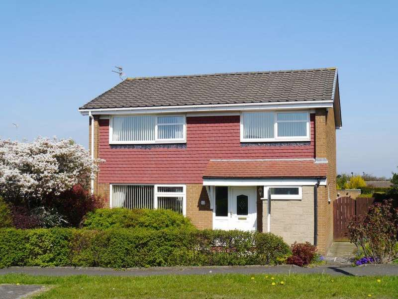 4 Bedrooms Detached House for sale in Greenway, Chapel Park