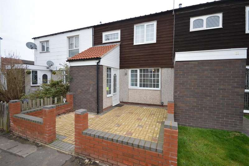 3 Bedrooms Terraced House for sale in Lincoln Grove, Birmingham