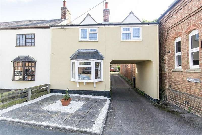 3 Bedrooms Cottage House for sale in 'Norcott', Main Street, Gilmorton, Lutterworth, Leicestershire