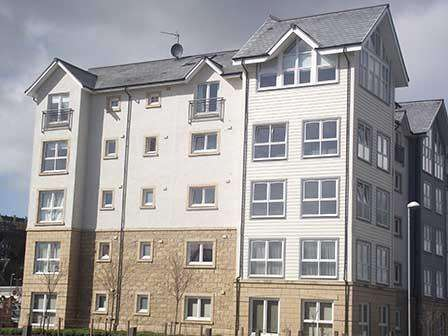 2 Bedrooms Flat for sale in Old Harbour Square, Stirling, FK8 1RB