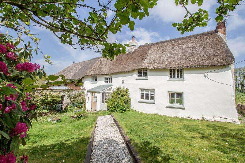 3 Bedrooms Detached House for sale in Medlake Farm, Hittisleigh, Exeter