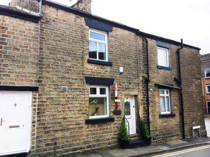 2 Bedrooms Terraced House for sale in Chadwick Street, Marple, Stockport, Cheshire