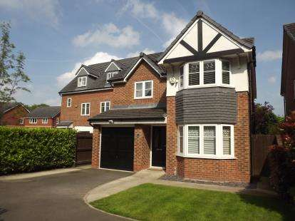 4 Bedrooms Detached House for sale in Lawnhurst Avenue, Wythenshawe, Manchester, Greater Manchester