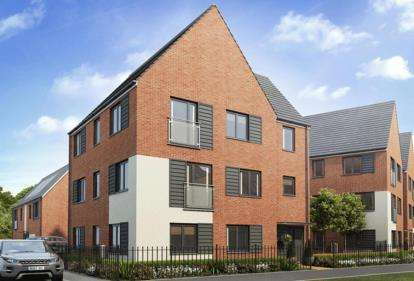 2 Bedrooms Flat for sale in Stony Manor, Carters Lane, Kiln Farm, Milton Keynes