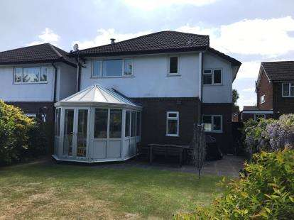 4 Bedrooms Detached House for sale in Park Gate, Southampton, Hampshire