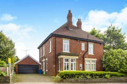 4 Bedrooms Detached House for sale in Derby Road, Ilkeston, Derbyshire, Ilkeston
