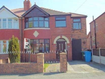 4 Bedrooms Semi Detached House for sale in Langdale Road, Runcorn, Cheshire, WA7