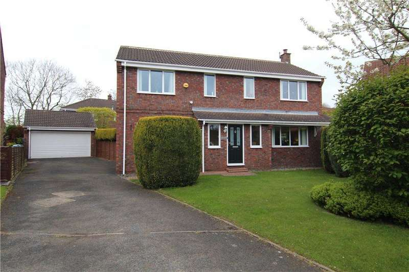 4 Bedrooms Detached House for sale in Copperfield, Merryoaks, Durham, DH1