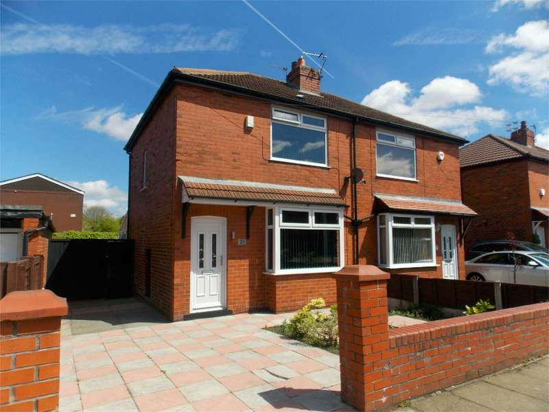2 Bedrooms Semi Detached House for sale in Chilham Street, Morris Green, Bolton, Lancashire
