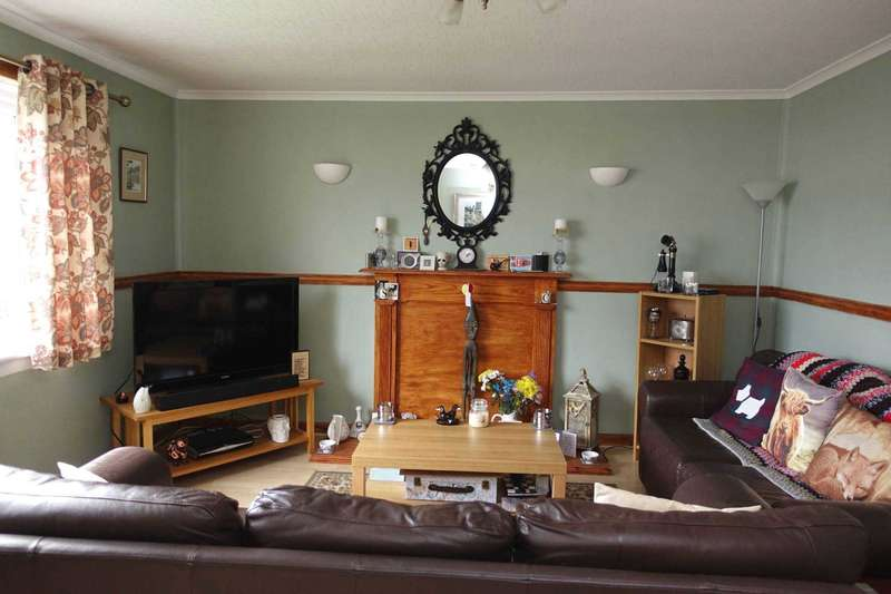 2 Bedrooms Flat for sale in Morven Drive, Linwood