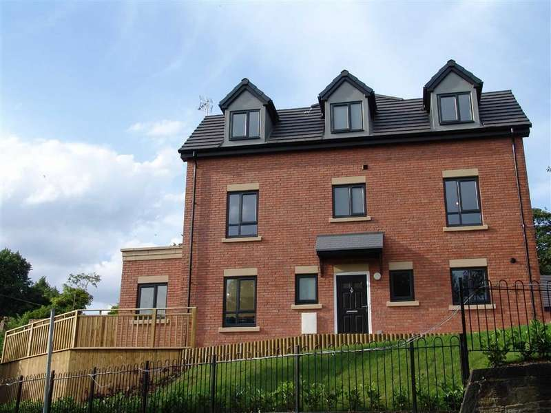4 Bedrooms Town House for sale in The Mews, Salford