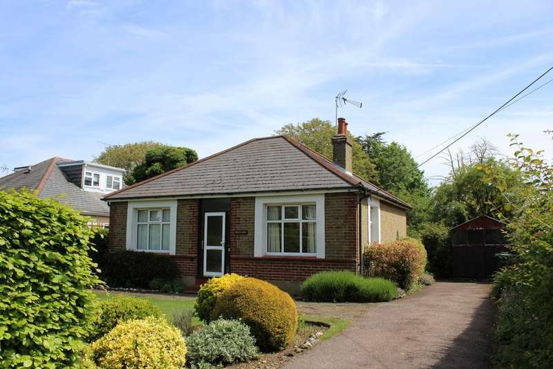2 Bedrooms Detached Bungalow for sale in White Hill Road, Meopham DA13
