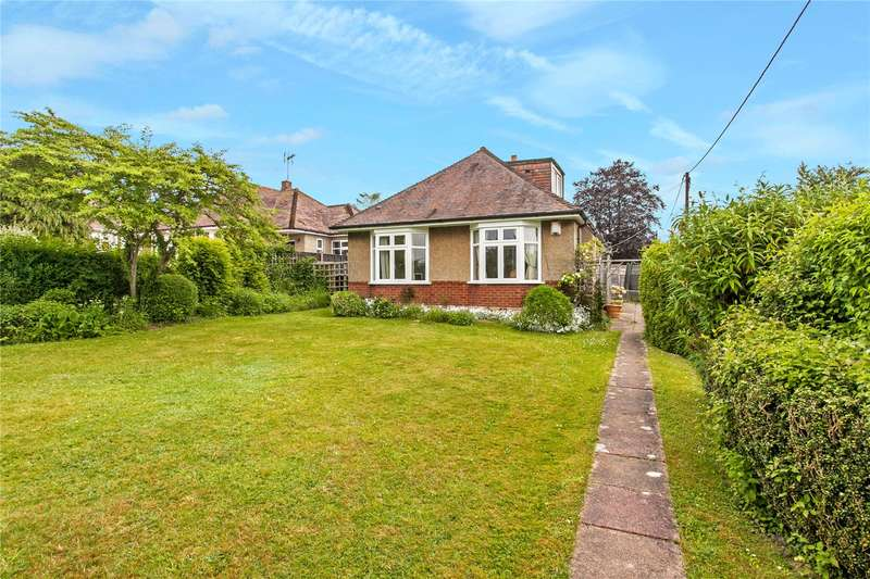 3 Bedrooms Detached Bungalow for sale in Bereweeke Avenue, Winchester, Hampshire, SO22
