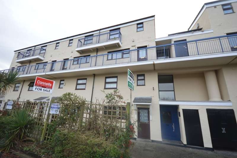 3 Bedrooms Flat for sale in Raglan Road, Plymouth, PL1