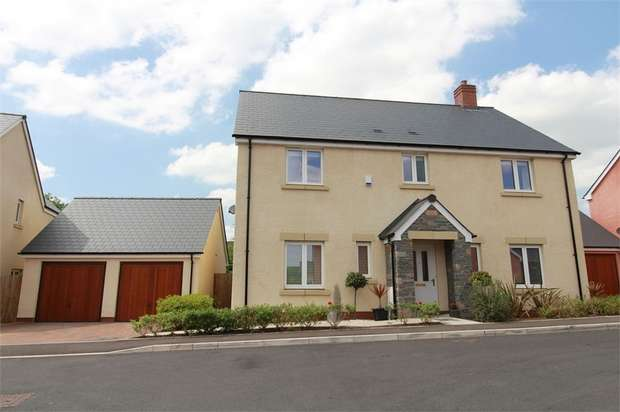 4 Bedrooms Detached House for sale in 4 Clos Melin Coed, Little Mill, PONTYPOOL, Monmouthshire