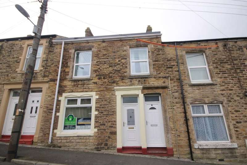 2 Bedrooms Flat for sale in Barr House Avenue, Consett, DH8