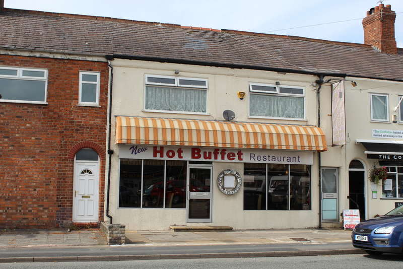 Property for sale in Manchester Road, Northwich