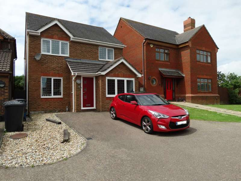 4 Bedrooms Detached House for sale in Beaulieu Drive, Stone Cross