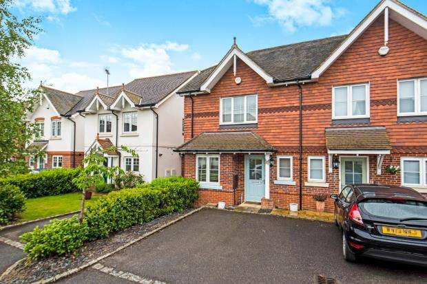 3 Bedrooms Semi Detached House for sale in Godalming, Surrey
