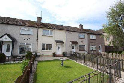 2 Bedrooms Terraced House for sale in Brediland Road, Linwood, Paisley, Renfrewshire