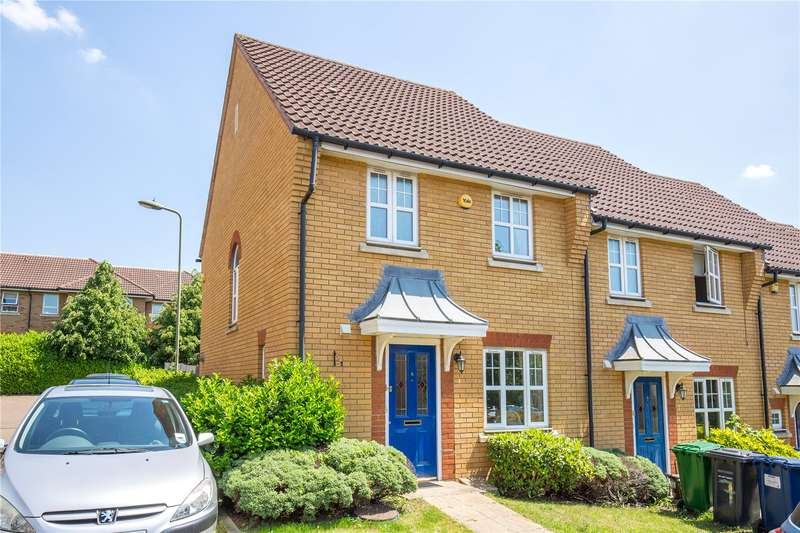 3 Bedrooms End Of Terrace House for sale in Arlington Green, Mill Hill, London, NW7
