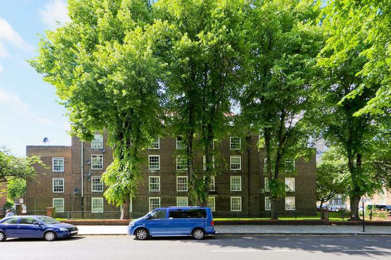 2 Bedrooms Flat for sale in Clive House, Union Grove, London SW8