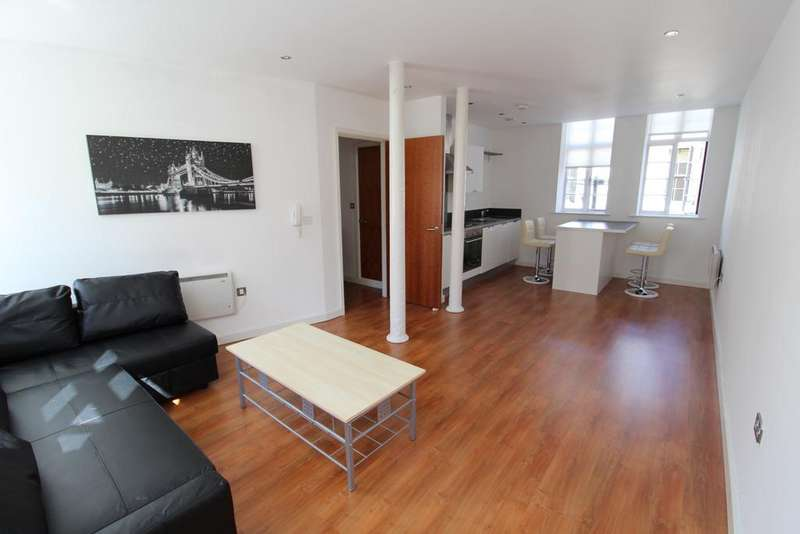 2 Bedrooms Apartment Flat for rent in Butcher Works, Arundel Street, Sheffield S1
