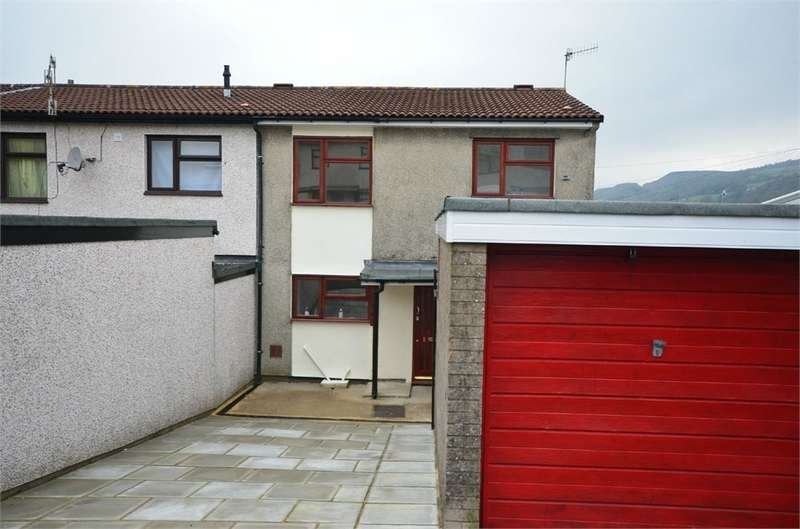 3 Bedrooms Terraced House for sale in Dickens Court, Machen, CAERPHILLY, CF83