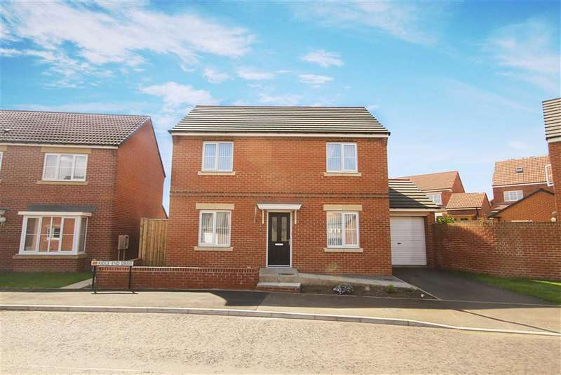 3 Bedrooms Detached House for sale in Lambley Crescent, Seaton Delaval, Tyne And Wear