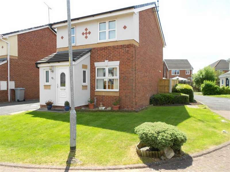 3 Bedrooms Property for sale in Beltony Drive, Coppenhall, Crewe, Cheshire