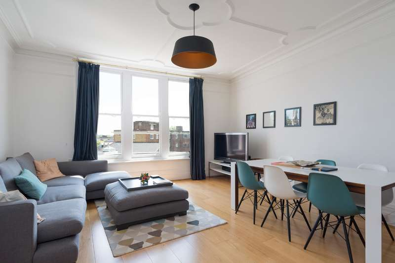 2 Bedrooms Flat for sale in West End Lane, West Hampstead