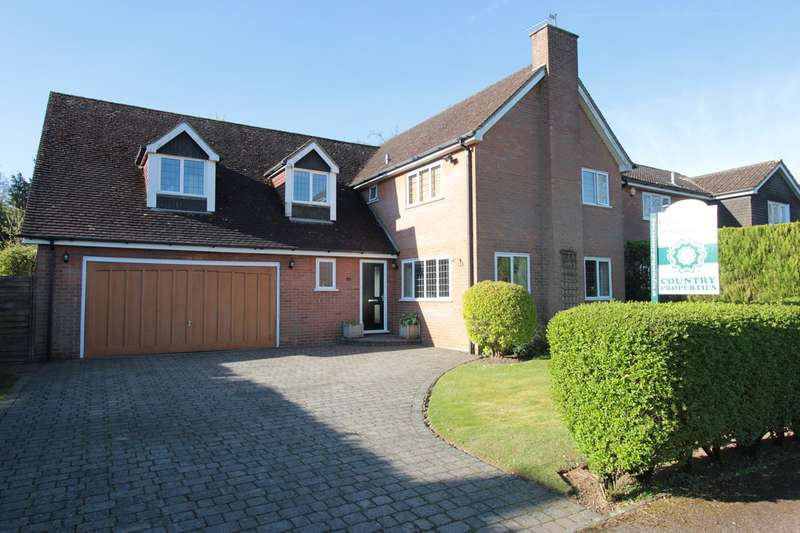 5 Bedrooms Detached House for sale in Beech Way, Wheathampstead, St Albans, AL4