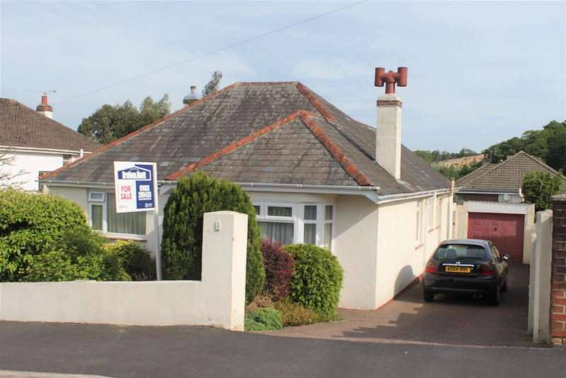 3 Bedrooms Detached Bungalow for sale in Lyndhurst Avenue, Kingskerswell, Newton Abbot