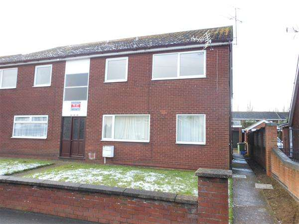 1 Bedroom Flat for rent in Warwick Road, Scunthorpe