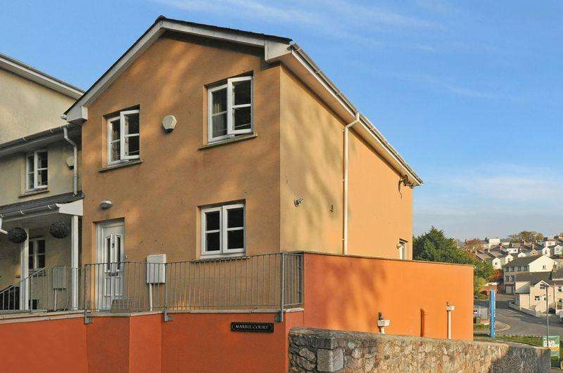3 Bedrooms End Of Terrace House for sale in Parkfield Road, Torquay
