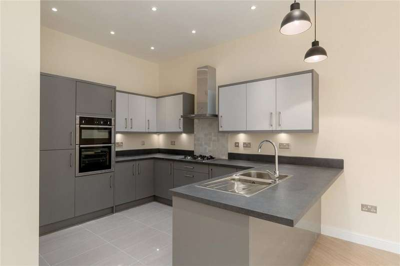 2 Bedrooms Apartment Flat for sale in Flat 1 Bank House, Allan Park Road, Edinburgh, Midlothian