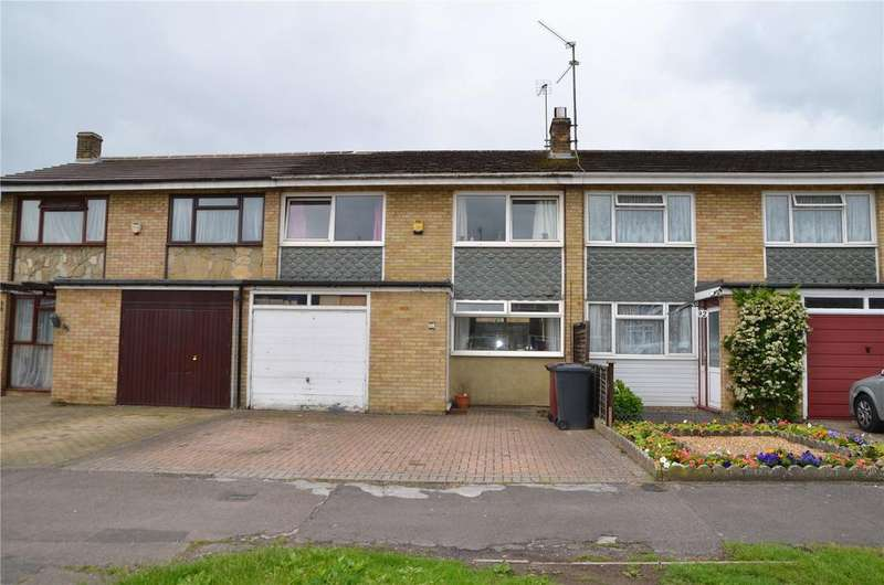 3 Bedrooms Terraced House for sale in Circuit Lane, Reading, Berkshire, RG30