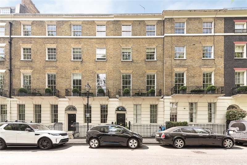 5 Bedrooms Flat for sale in Connaught Square, Hyde Park, London, W2