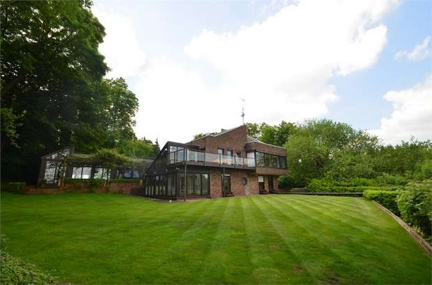 5 Bedrooms Detached House for sale in The Ridgeway, Mill Hill, London