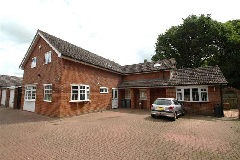 5 Bedrooms Detached House for sale in St. Michaels Close, Kesgrave, Ipswich