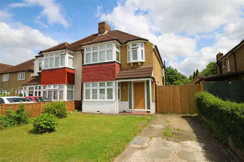 3 Bedrooms House for sale in Hampermill Lane, Oxhey Hall, WD19.