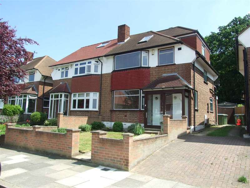 4 Bedrooms Semi Detached House for sale in Berryhill, Eltham