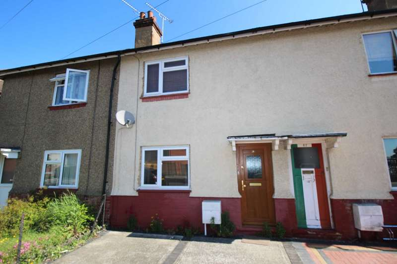 3 Bedrooms Terraced House for sale in Navigation Road, Chelmsford