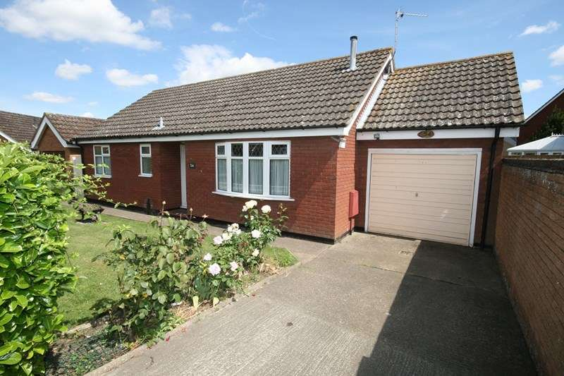 2 Bedrooms Detached Bungalow for sale in Chapel Road, Attleborough