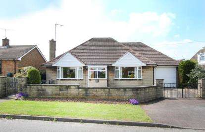 2 Bedrooms Bungalow for sale in Ringer Lane, Clowne, Chesterfield, Derbyshire