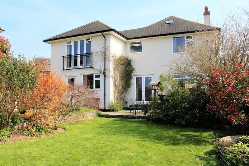 4 Bedrooms Detached House for sale in Trelawny Road, Plympton, Plymouth