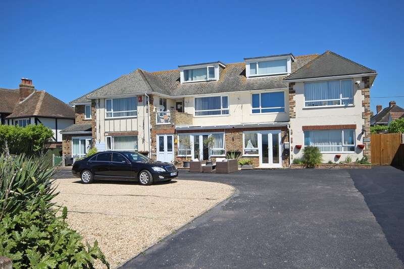 8 Bedrooms Guest House Commercial for sale in Marine Drive West, Barton On Sea, New Milton